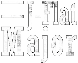 J-Flat Major Logo